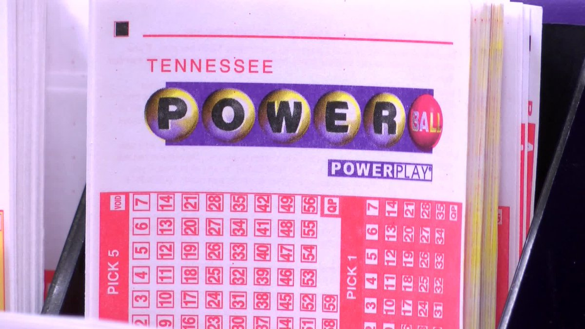 $100K Powerball ticket sold in Memphis https://t.co/PM332EHjSp