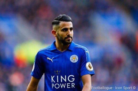 [#Transfert] BREAKING ❗️  L'AS Roma n'est pas revenue à la charge pour Mahrez. Le joueur souhaite évoluer à Arsenal.  (@footmercato)