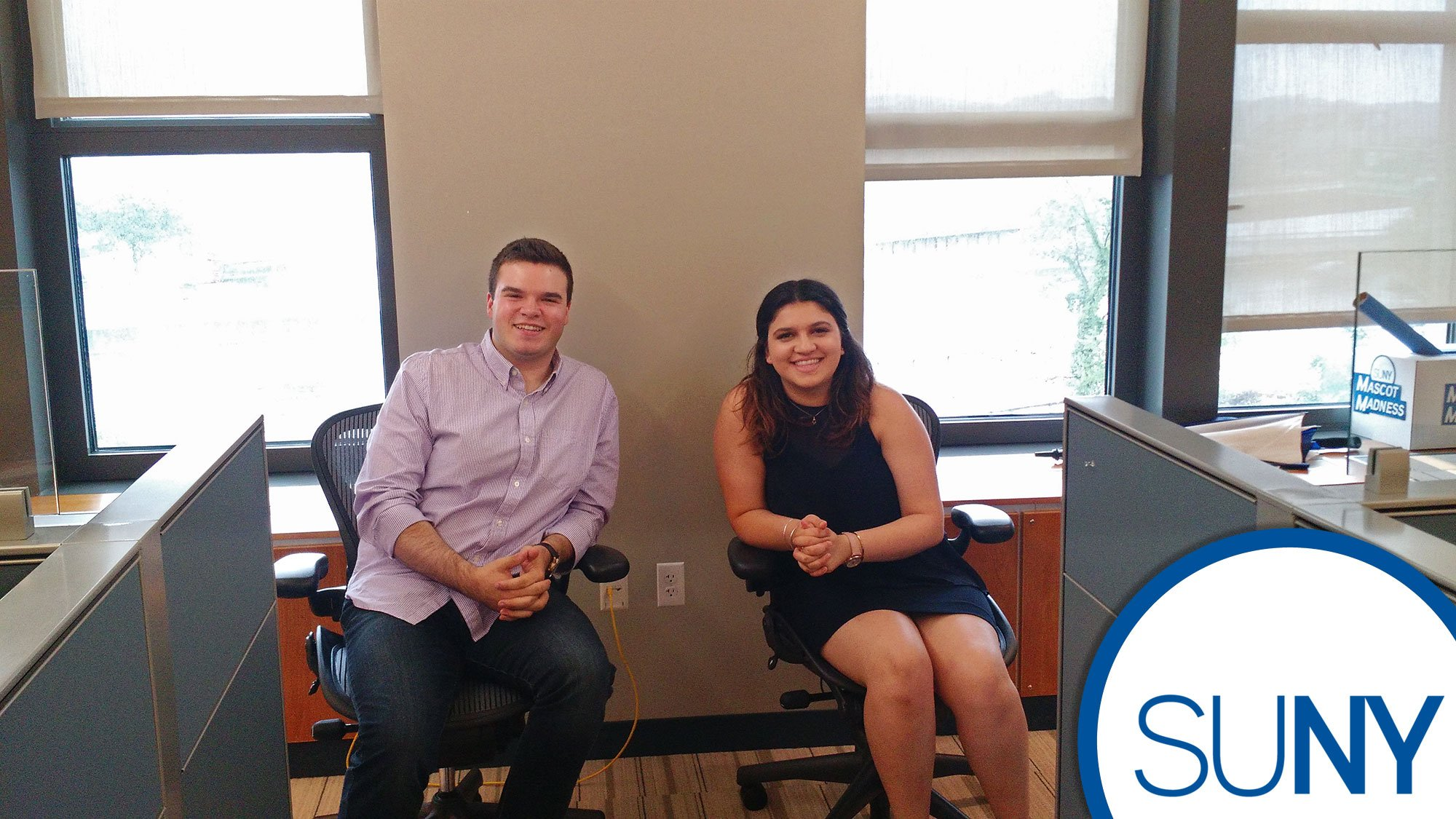 It's #NationalInternDay. Thank you to all the interns who make our #SUNY work environments special. #SUNYInternDay: https://t.co/TSlSzovbcL https://t.co/Bz0dI9q9mC