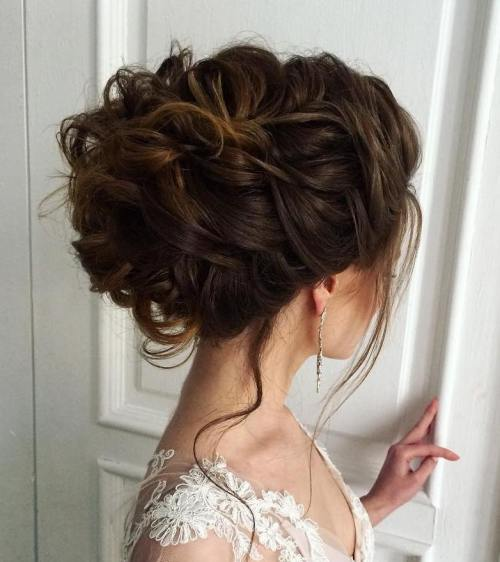 """Elegant Long Hairstyles For Weddings: Anthony's Et Al On Twitter: """"40 Chic #Wedding Hair #Updos"""