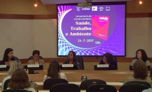 Revista 'Saúde em Debate' lança número temático sobre #saúde #trabalho e #ambiente https://t.co/0wBqIqOpsi