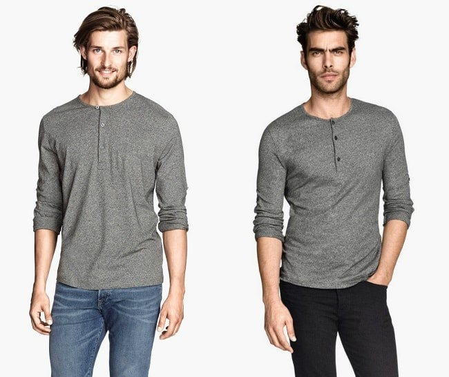 Trend Spotlight on Long Sleeve T-Shirts https://t.co/JMfXBc2srb #Menswear https://t.co/VCQoQBE99K