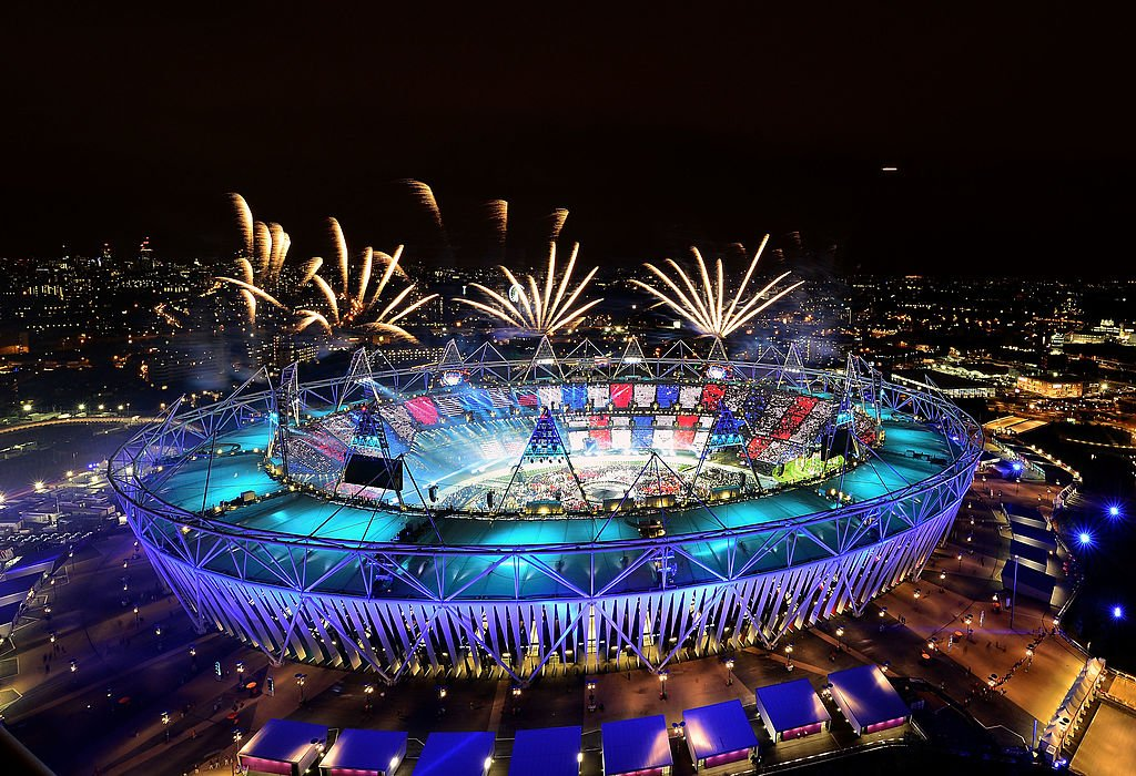 #OnThisDay in 2012, the opening ceremony of the London Olympics took place 🙌  Watch 👉 https://t.co/r6taZZu3Vt #tbt