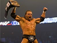 Happy birthday to the game, the legend, Triple H