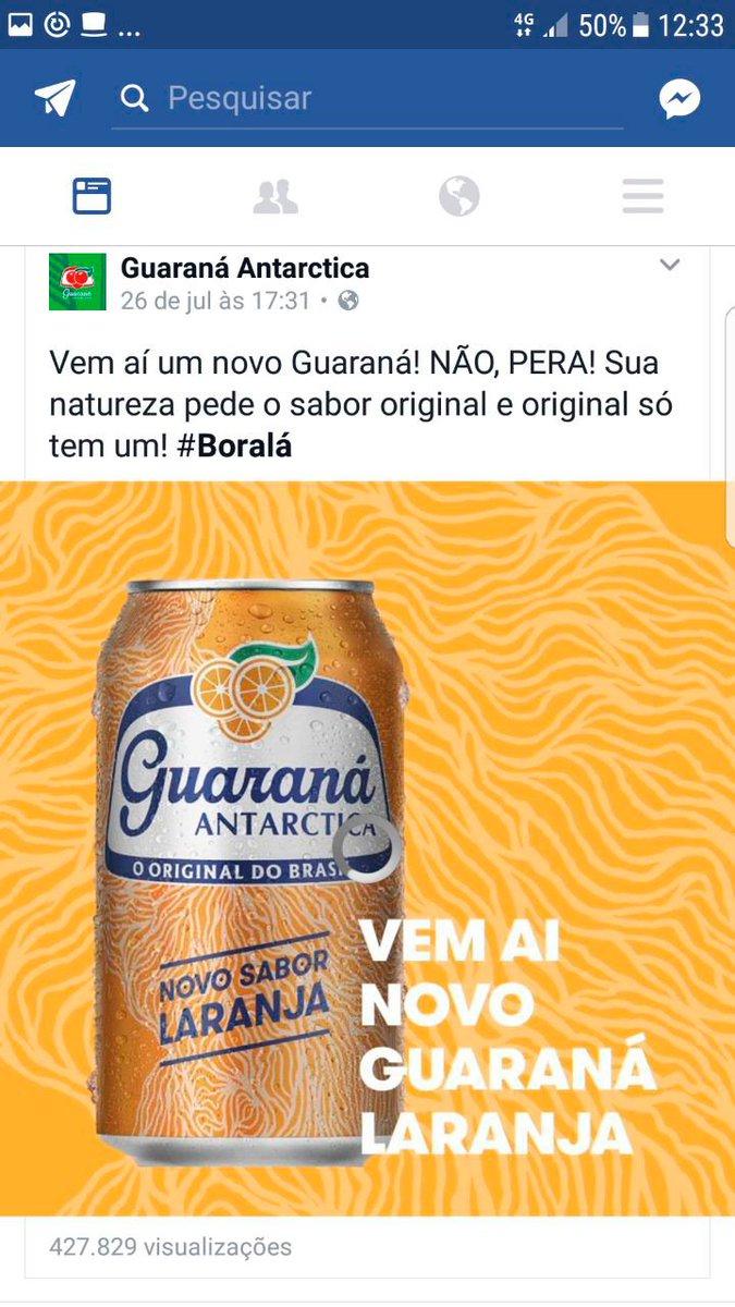 . @guarana cutuca @fanta - https://t.co/H3YHKiYmkT https://t.co/VflXQUhFqI