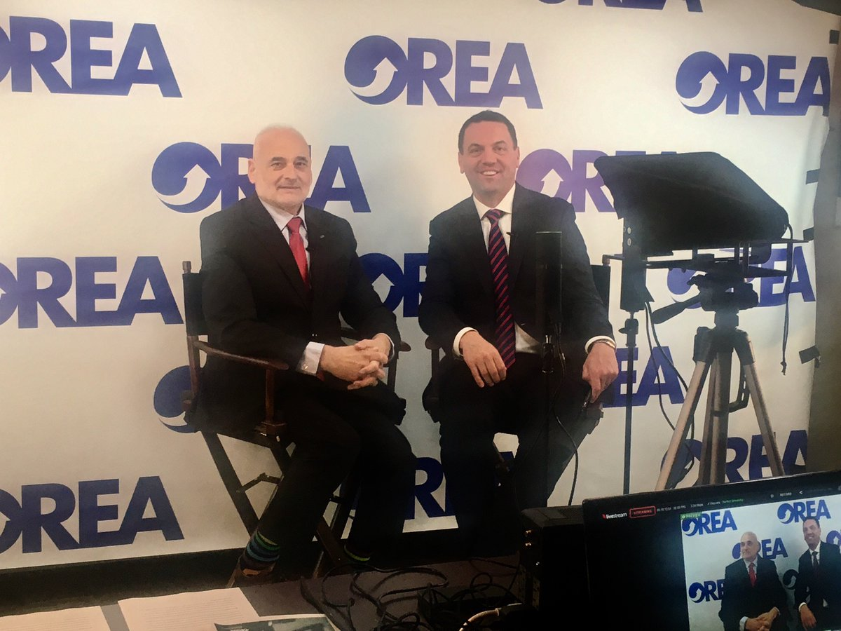 test Twitter Media - Tune in NOW for the LIVE Town Hall to learn about OREA's new five-year plan from President Ettore and CEO @timhudak! https://t.co/M3uMHoVcRI https://t.co/ZXGA9GMPMB