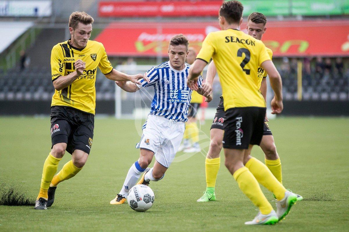 DFw_NRWXoAQaJia CRÓNICA: VVV Venlo 2 - 0 Real Sociedad - Comunio-Biwenger