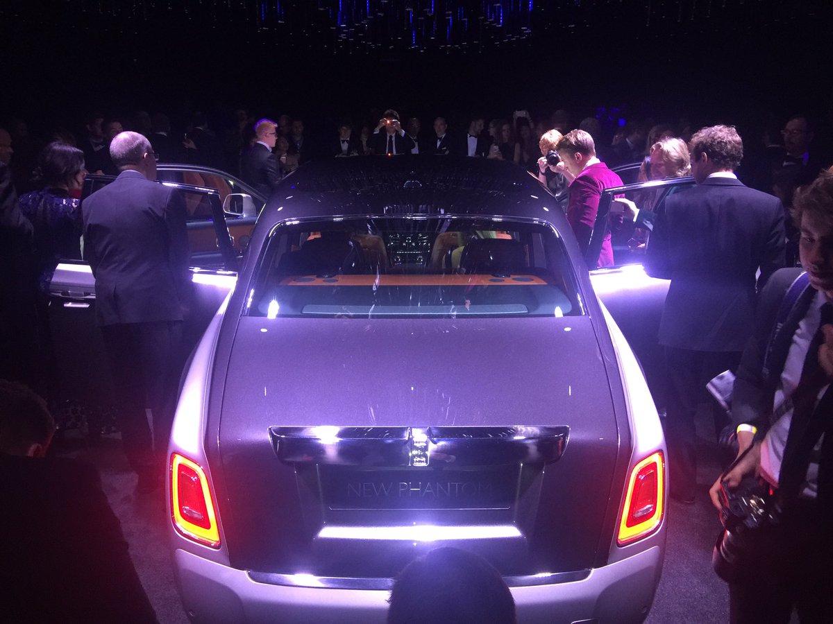 2017 - [Rolls Royce] Phantom - Page 3 DFw_UbPWAAEW28f?format=jpg