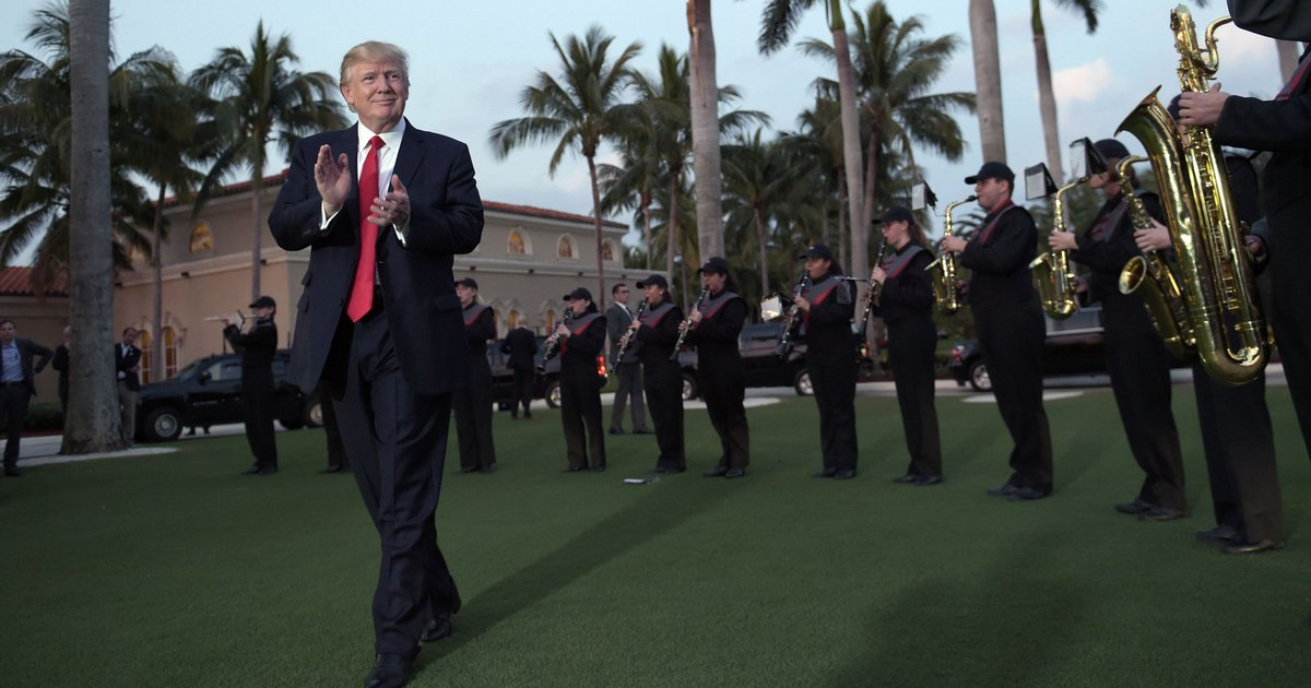 OnPolitics Today: Trump's Mar-a-Lago trips cost more than trans soldiers' health care https://t.co/YqI8UFTq0l