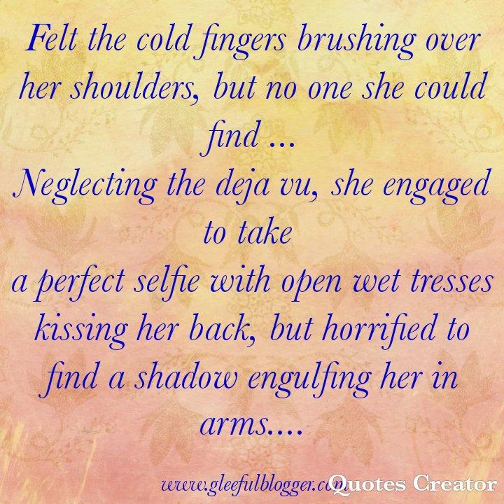 @gayatri_gadre  #Tiniature #amwriting #BeingAuthor #tinytales https://t.co/wzooFYvKvv