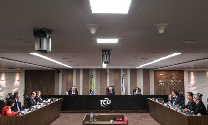 TCU produz relatórios que isentam ministros e que servem à defesa de Tiago Cedraz. https://t.co/vm3CRaDHYO