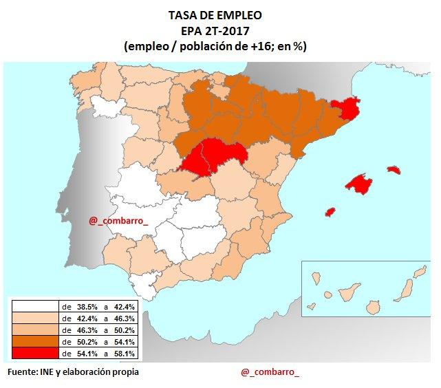 @Fiction69Vega @OrcishOzu #EPA 24)  Lo relevante: tasa de empleo u ocupación.  1 #Baleares. 2 #Girona. 3 #Madrid. 4 #Guadalajara. 5 #Barcelona. https://t.co/NzCVsseAzS