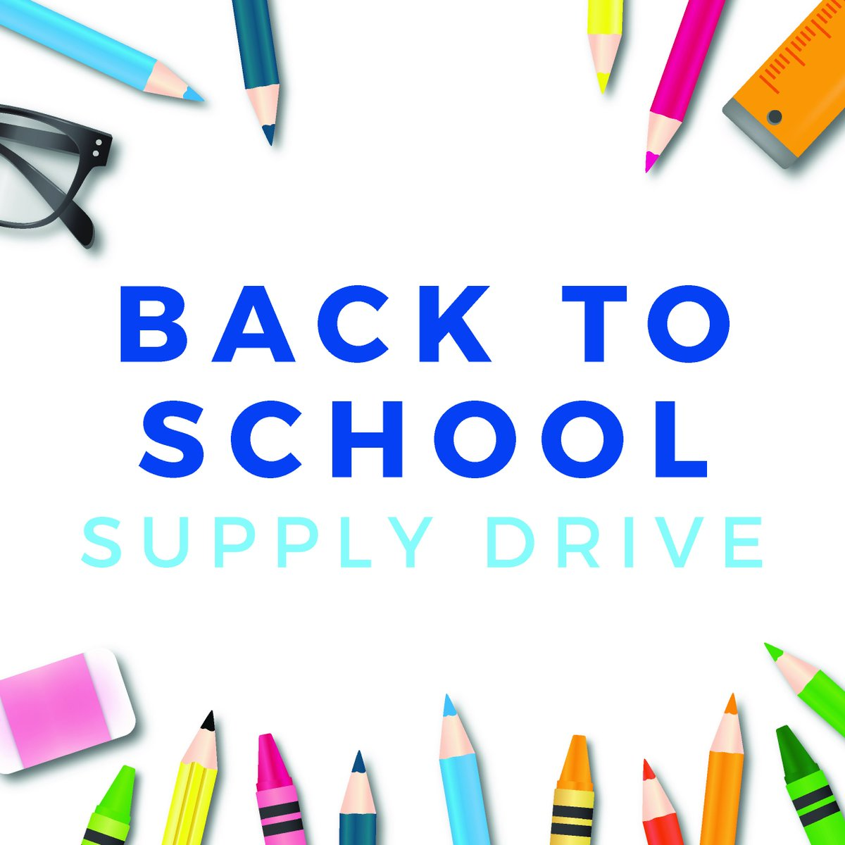 Our #backtoschool supply drive is in full swing! It is our #TMXCares commitment to make a difference in our communities! #TMXFamily<br>http://pic.twitter.com/9s6sMFXc9Y