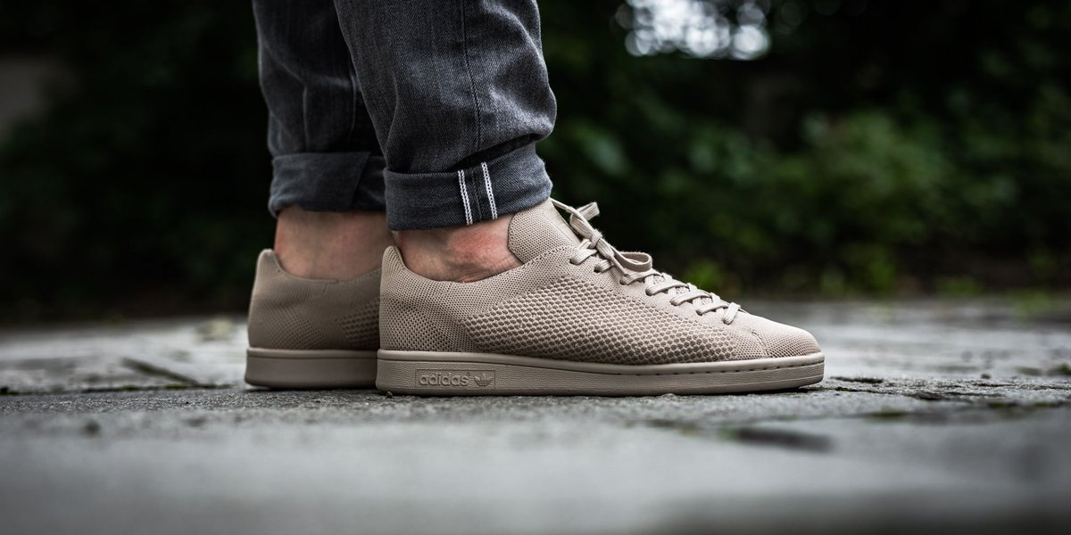 NEW IN! Adidas Stan Smith Primeknit - Clay Brown Clay Brown Clay Brown SHOP  HERE  http   bit.ly 2uBqUoy pic.twitter.com 23QHIMF8y1 0f03ee778
