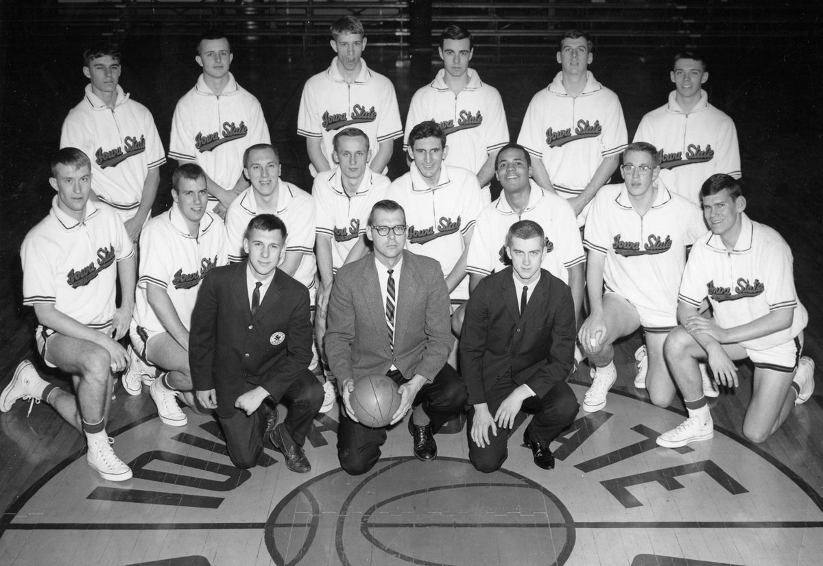 """Cyclone Basketball on Twitter """"The 1964 65 freshman team finished"""