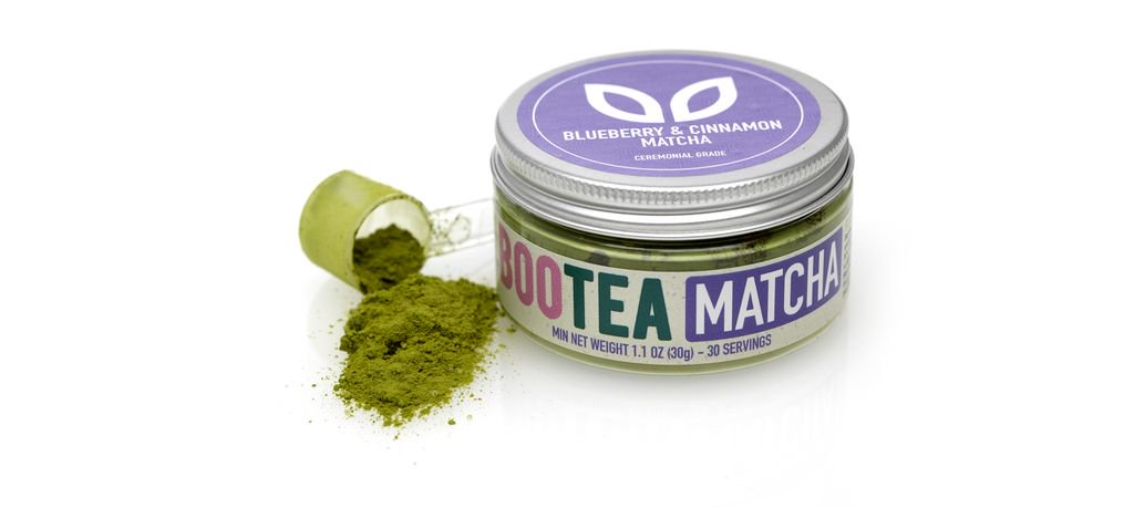 Our blueberry and cinnamon flavoured matcha tea is a matcha made in heaven #sorrynotsorry https://t.co/S7rSUwfJd6