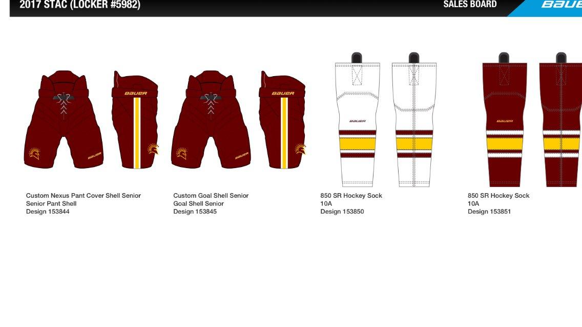 STAC Ice Hockey on Twitter: