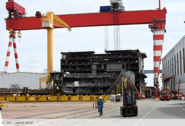 Paris nationalise provisoirement les chantiers navals STX France, colère de Rome https://t.co/lGkcRGMjOd