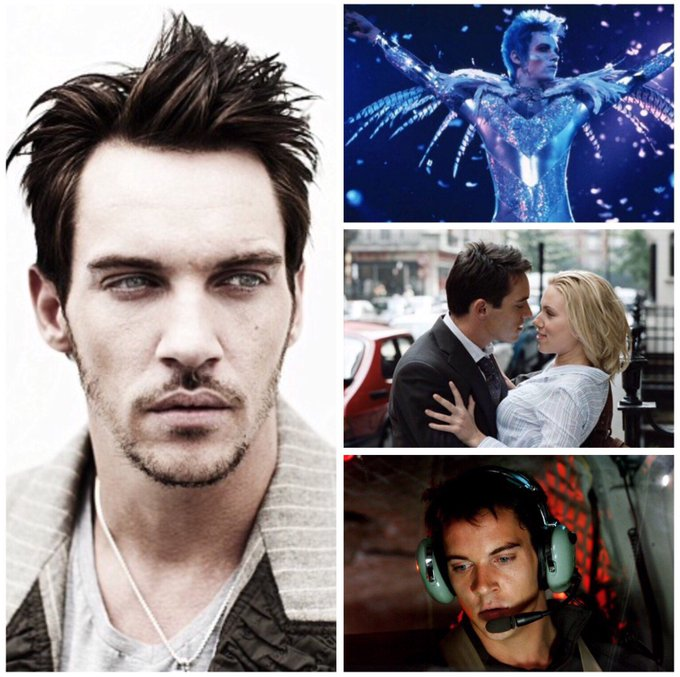 Happy 40th birthday to Jonathan Rhys Meyers! In film: