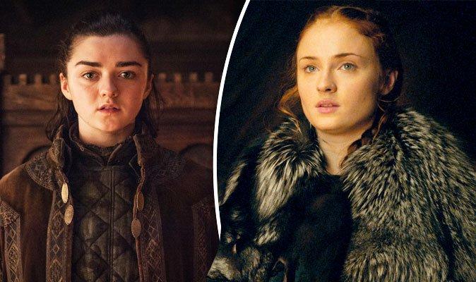 #GameOfThrones season 7: THIS Arya and Sansa theory hints STARK will take the Iron Throne #GoTS7  https://t.co/eqeVvJ44eo