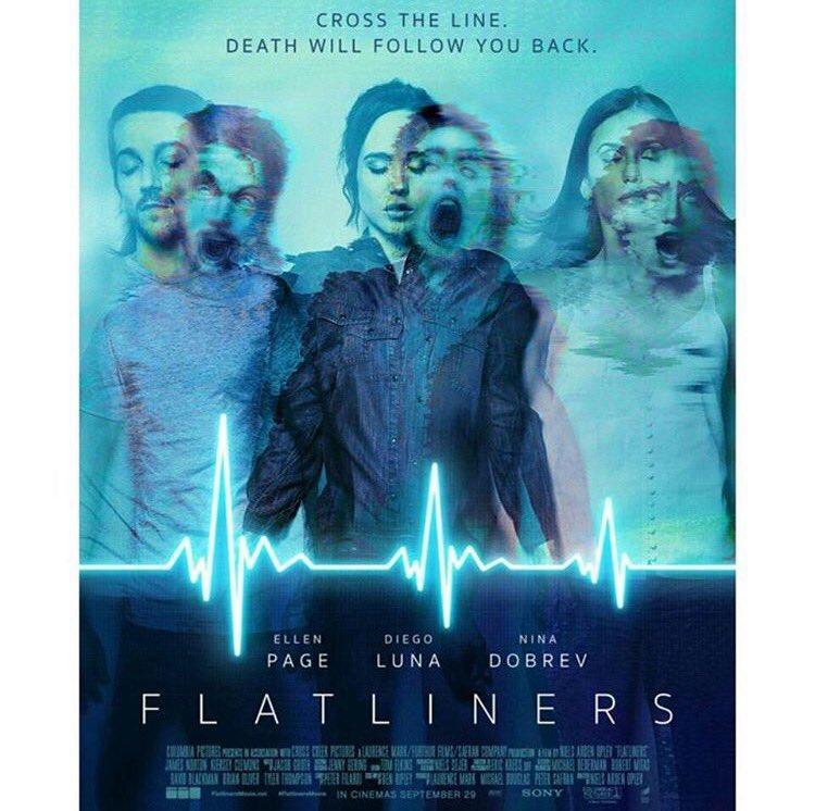 Flatliners latest news breaking headlines and top stories flatliners in theaters september 29th stopboris Images