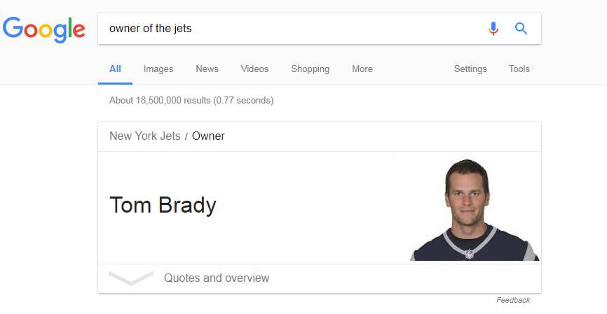 """Try Googling """"owner of the Jets"""" https://t.co/YPC6LwBr5f"""