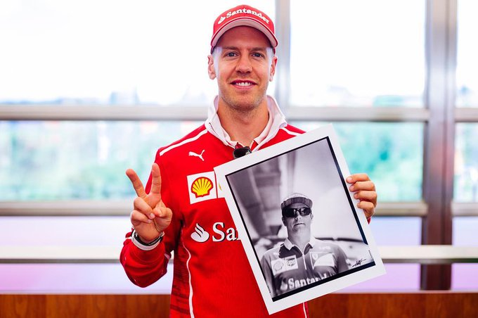 Re: Fans of Sebastian Vettel