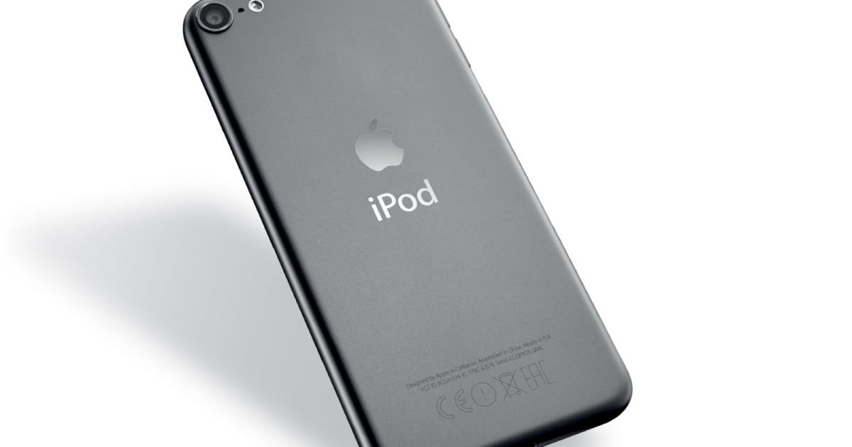 Apple trims its iPod lineup to one lonely model