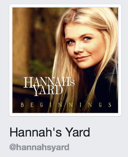 Join our Facebook page! Find us at  http://www. facebook.com/hannahsyard  &nbsp;   &amp; please &#39;like&#39;  #facebook #fanpage #music<br>http://pic.twitter.com/3cGbVJhlcM