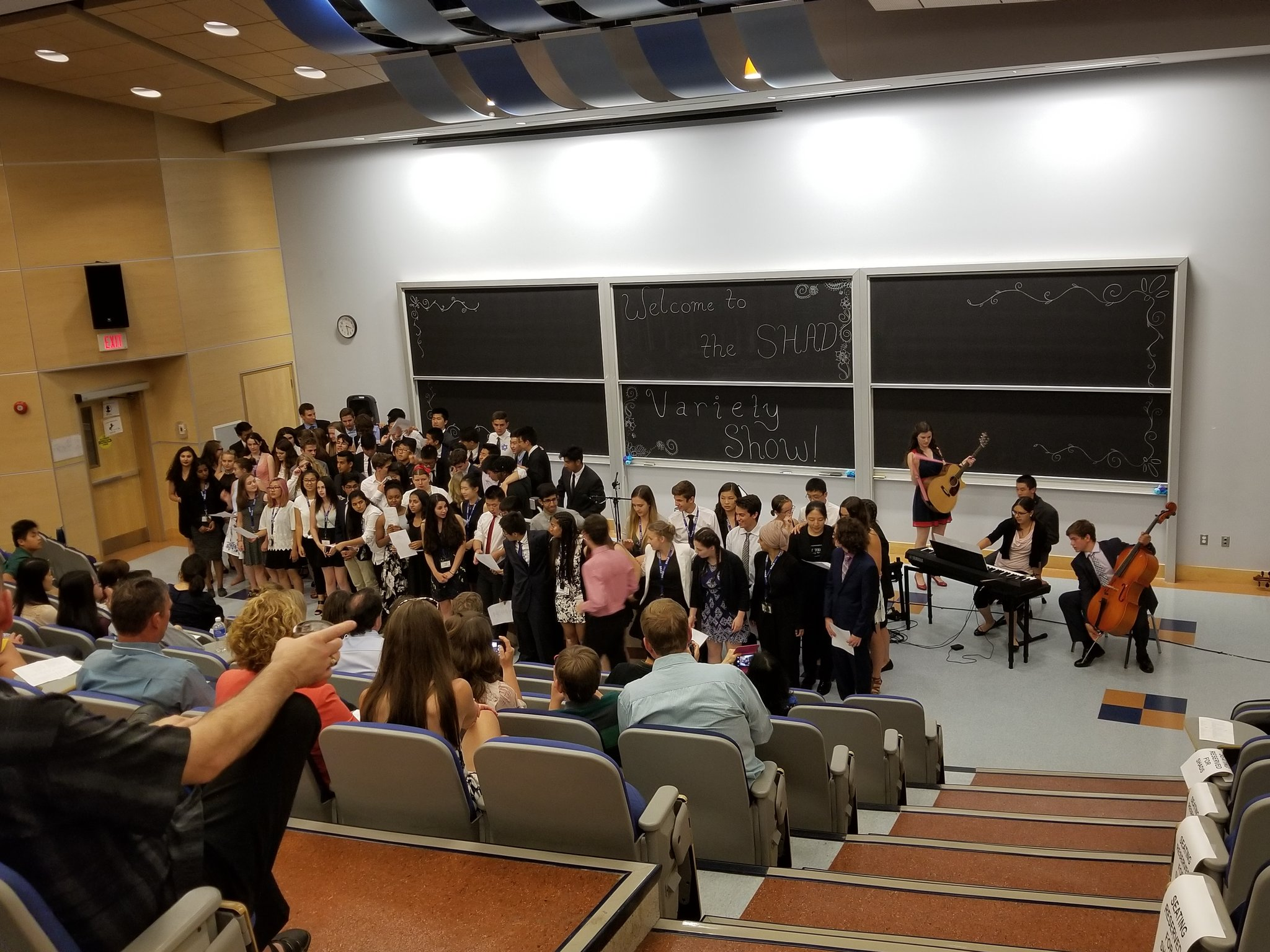 Amazing finale to the @ShadUNB variety show. #SHADOpen #SHAD2017 @SHADnetwork https://t.co/TP9BhMX2s4