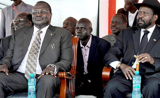 Riek Machar Excluded From South Sudan Peace Talks https://t.co/OApYCymXXt #Egypt #SouthSudan