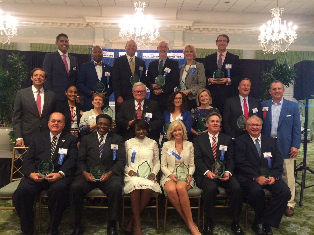 Congrats to all of our  #TriadCEO honorees https://t.co/dwro2jVazQ