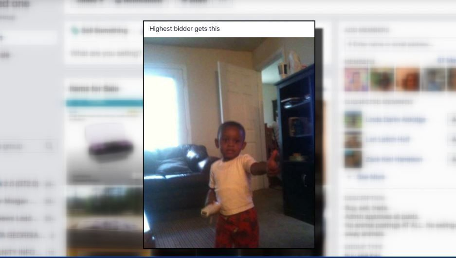 Racial post on Facebook yard sale page targets Georgia family #wmc5 >>https://t.co/1eygzsBnRG