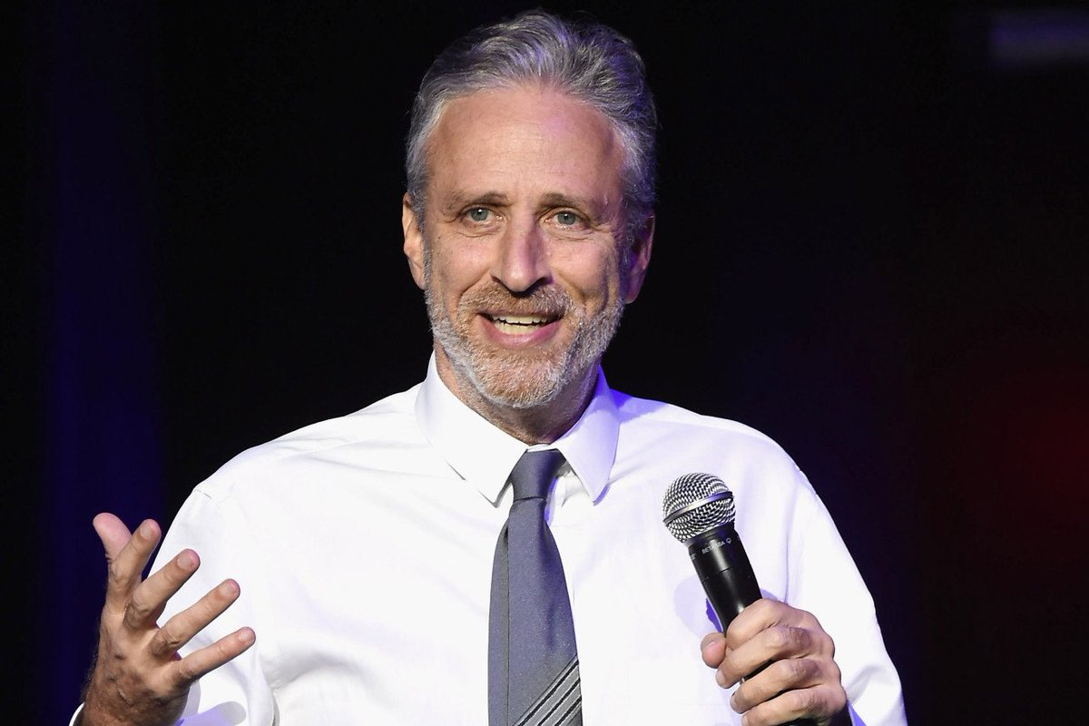 Jon Stewart is set to headline a stand-up special and host a benefit on HBO https://t.co/xXLAnR94Gf