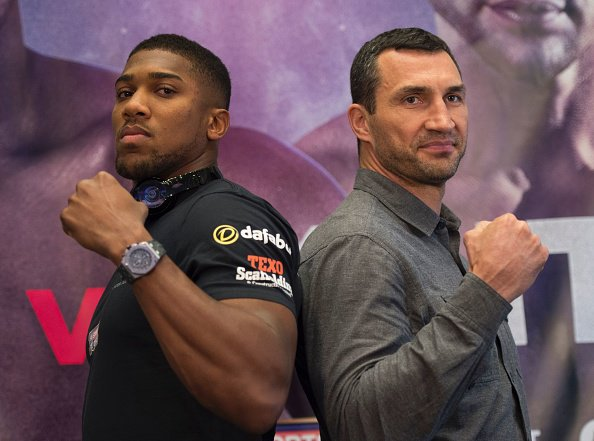 Joshua-Klitschko Rematch Could Be on PPV in United States https://t.co/zjSpf2ltV5 #boxing