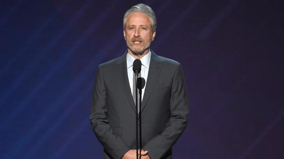 Jon Stewart returning to HBO with standup special https://t.co/H4mgY7bDm8