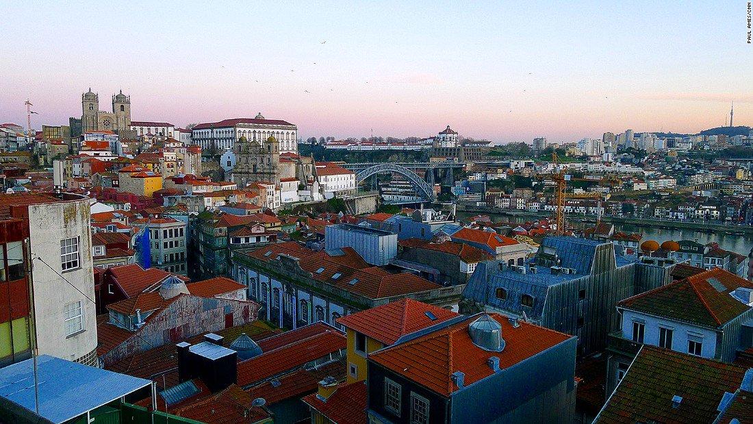 Lisbon has become Europe's hippest city-trip destination. But Porto might just be cooler https://t.co/sHh6aYuClt (via @CNNTravel)