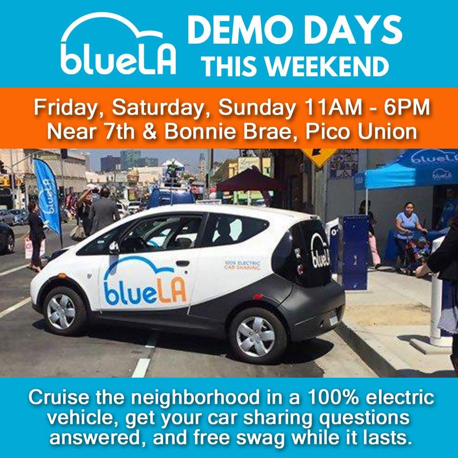 Bluela Car Sharing