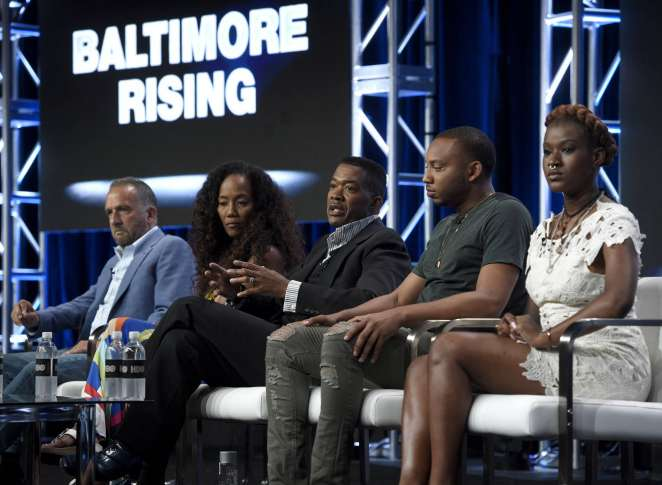 HBO doc 'Baltimore Rising' explores life after Freddie Gray https://t.co/omTFyL9acM