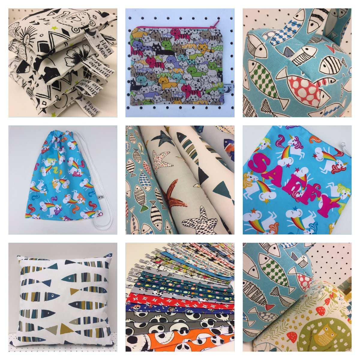 #UKBusinessHour a selection of our recent makes  http:// meeliemoon.etsy.com  &nbsp;   #madeincornwall #handmade #gifts #homewares #interiordesign #fabric <br>http://pic.twitter.com/VMaAiIjoEX