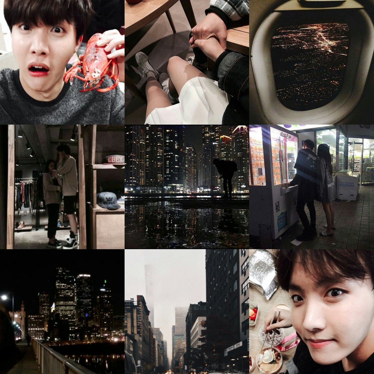 "ᅠᅠᅠᅠᅠ ""You got me thinking &#39;bout when you were mine.""  #BTS  #moodboard #aesthetic #JHOPE #hoseok #date #Army + @BTS_twt<br>http://pic.twitter.com/Ek1v5sCx4x"