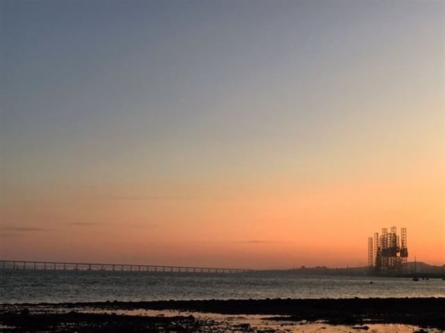Goodnight Dundee   Stunning summer sunset by Lewis McIntosh Tag #dundeeuni on Instagram  <br>http://pic.twitter.com/RYoBiww7hb