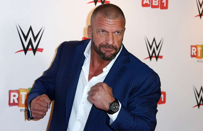 Happy Birthday TRIPLE H. The professional wrestler and WWE Executive was born July 27th, 1969