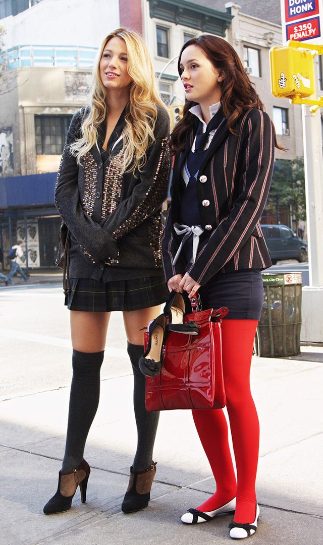 The fashion rules Blair and Serena invented that we still live by: https://t.co/kieZ9OTDDy https://t.co/8eIg6xMGhF