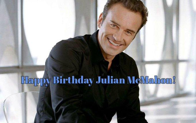 Happy 49th Birthday to Julian McMahon!
