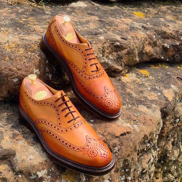 3b302d3f Barker Shoes on Twitter: