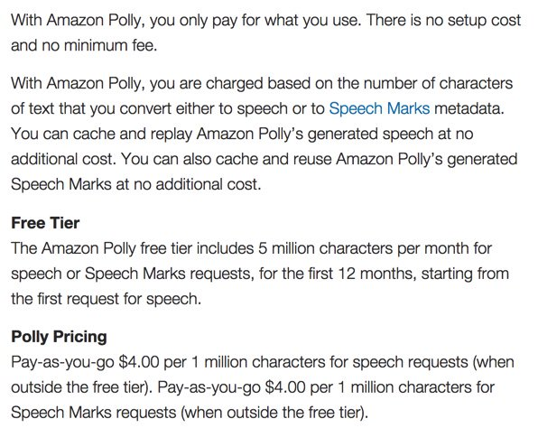Paradise Found: Amazon's Polly TTS Meets Incredible PBX