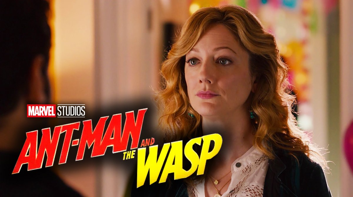 """MCU - The Direct on Twitter: """"Judy Greer will be reprising her role as Maggie Lang, Scott Lang's ex-wife from ANT-MAN, in #AntManandtheWasp! https://t.co/6lfCVv5jEP… https://t.co/uHROF9gfY0"""""""