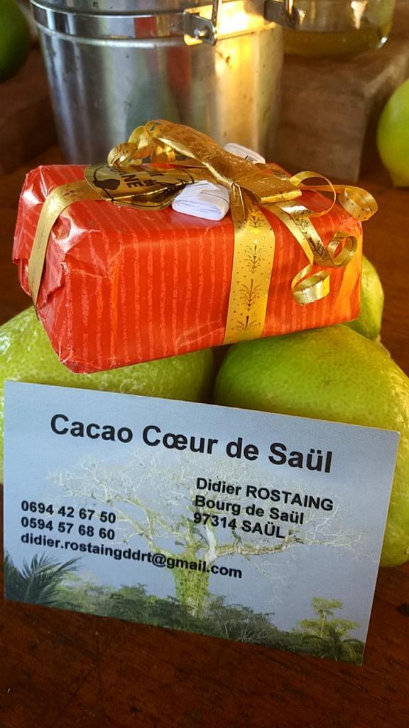 Las #saveursdenotreterritoire #WildWideWest trip #Guyane #973 #Voir&amp;Savoir #OuestGuyane #CCOG #FrenchGuiana<br>http://pic.twitter.com/E7VbHFaJWh