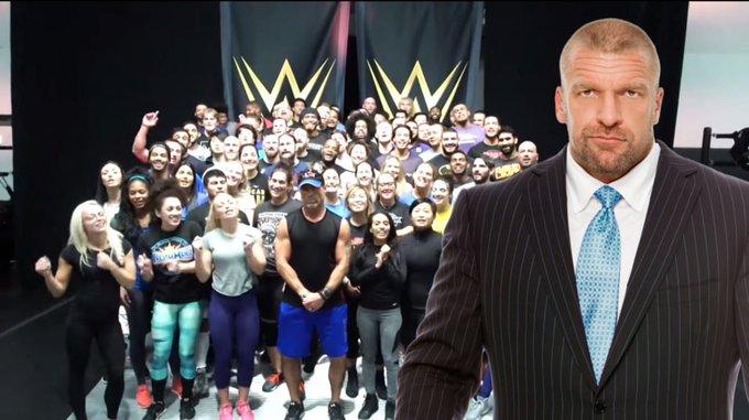 WWE PC sings happy birthday to Triple H, WWE star mocks GFW pay, Nakamura leaving? + more